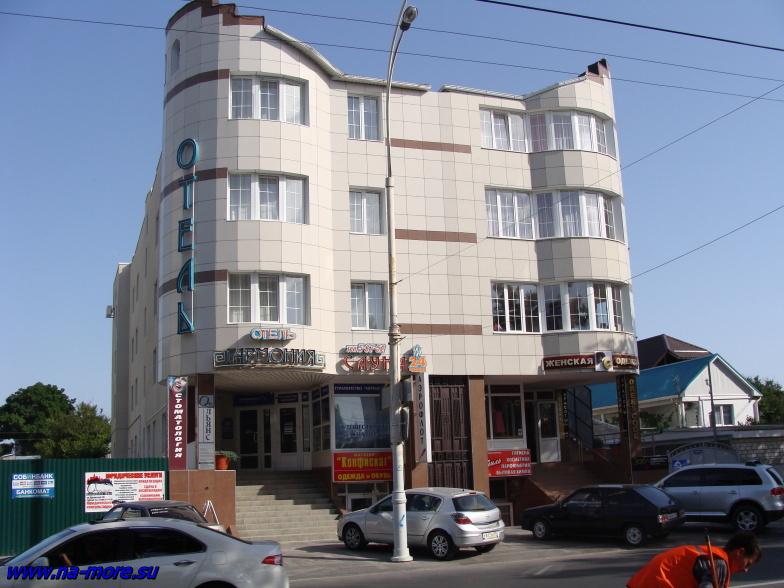 Отель Магнолия в Анапе