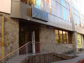 Гостиница ЗИРКА(ЗВЁЗДОЧКА) в Одессе