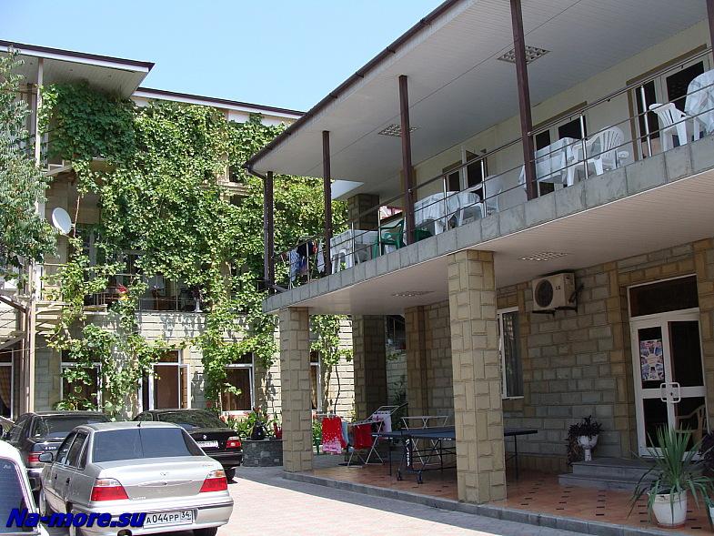 Гостиница у геленджике аренда